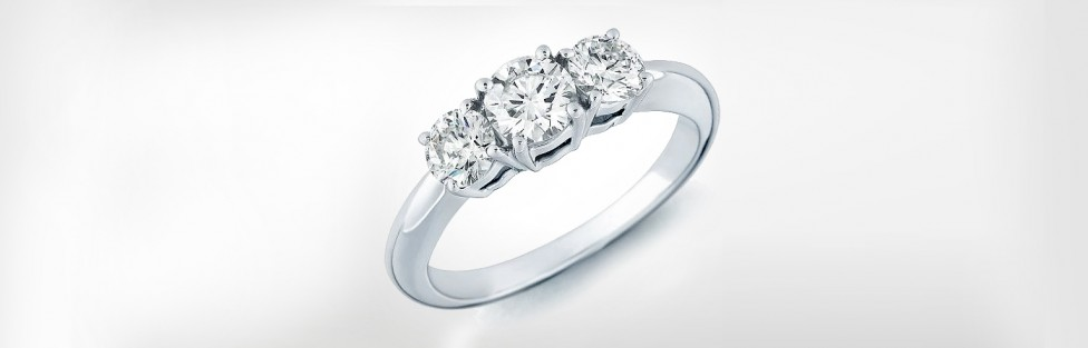 What is the Significance of a Past, Present and Future Engagement Ring?